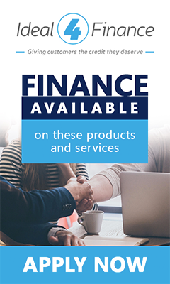Finance now available on all our courses with IDEAL 4 FINANCE